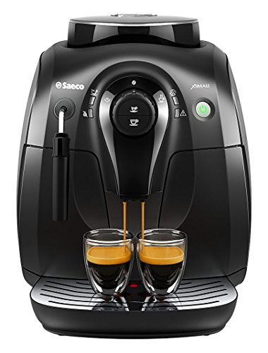 Saeco Espresso Machine Reviews - Saeco HD8645/47 Vapore Automatic Espresso Machine