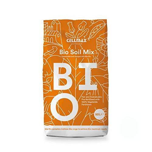 Cellmax BIO Soil Mix 50L
