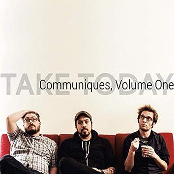 Communiques, Vol. 1