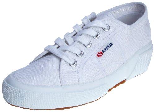 Superga 2905 Cotw Linea Ud - Zapatillas de deporte de lona para mujer, color Blanco (White), talla 35