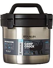 حلة ستانلس ستيل عازل بتفريغ الهواء، تحافظ على سخونة الطعام لمدة 12 ساعة وبرودة لمدة 16 ساعة من ستانلي أدفنتشر