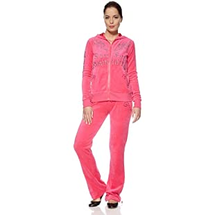 Free for Humanity Women's Tracksuit pink S:Maskedking