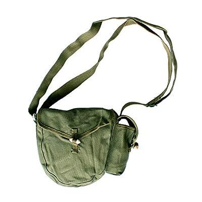 Vietnam War Original Surplus China Type 56 Drum Magazine Bag Ammo Pouch