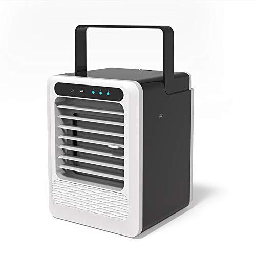 YHSGD Aire Acondicionado doméstico Oficina Dormitorio Dormitorio Pequeño Aire Acondicionado portátil Ventilador pequeño USB