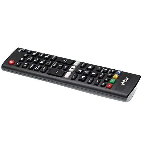 vhbw Fernbedienung passend für LG 43UJ639V-ZE, 43UJ6519, 49LJ610V, 49LJ614V, 49LJ624V, 49UJ6307-ZA Fernseher, TV - Ersatzfernbedienung