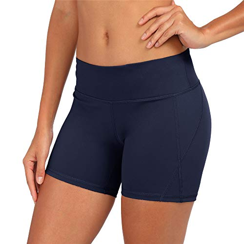 Z&Y Glaa Damen Unterhose Unter Rock Kurz Hose Yoga Shorts Short Tight Boxershorts Kurze Leggings Nahtlose Miederhose Miederslip Unterwäsche Unter Rock Kleid Hose oder Zuhause
