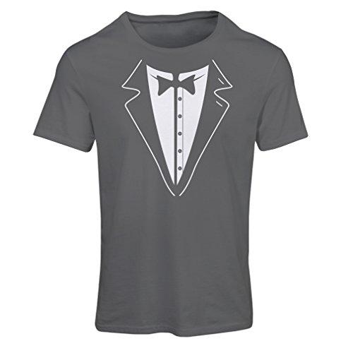 Frauen T-Shirt Bigg Boss (X-Large Graphit Mehrfarben)