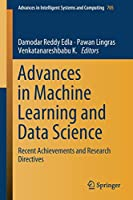 Advances in Machine Learning and Data Science: Recent Achievements and Research Directives (Advances in Intelligent Systems and Computing)