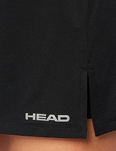 Head 814399-Bk M Skorts, Mujer, Negro, M