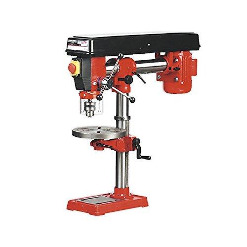 Sealey GDM790BR 5-Speed Radial Pillar Drill Bench, 790mm Height, 550W/230V