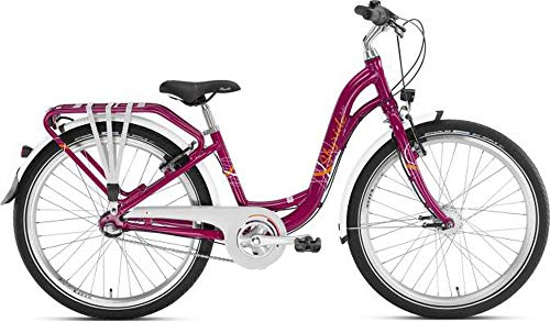 Puky 4816 - Skyride 24-3 Alu light - Fahrrad berry