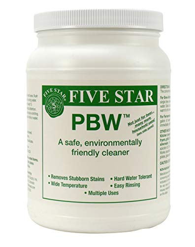 Five Star Powdered Brewery Wash (PBW)