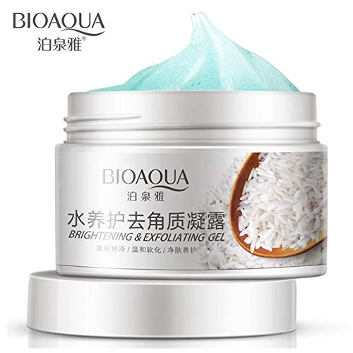 Tyro BIOAQUA Brand Skin Care Facial Exfoliating Moisturizing Oil-control Hydrating Shrink Pores Brightening Skin Cream 140g