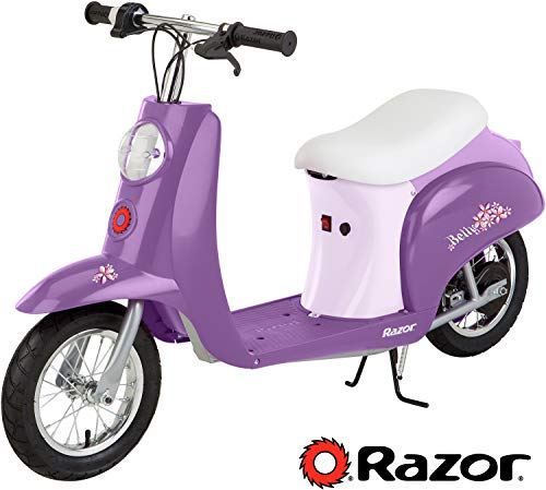 Our #8 Pick is the Razor Pocket Mod Miniature Euro Electric Scooter