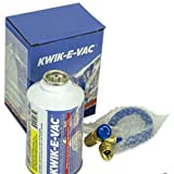 KWIK-E-VAC Line Set Flushing Kit Installation Simplifier for Mini Split Air Conditioning Systems