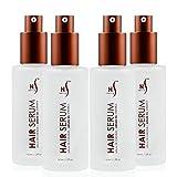 Herstyler Hair Serum with Argan Oil and Aloe Vera 2 fl oz / 60 ml (Pack of 4) argan oils Apr, 2021