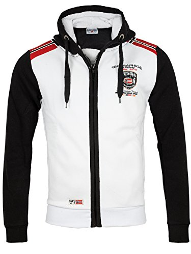 Geographical Norway Herren Hoodie Jacke Finion XL