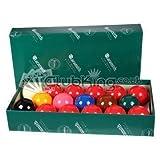 Aramith - Juego de 17 bolas de snooker