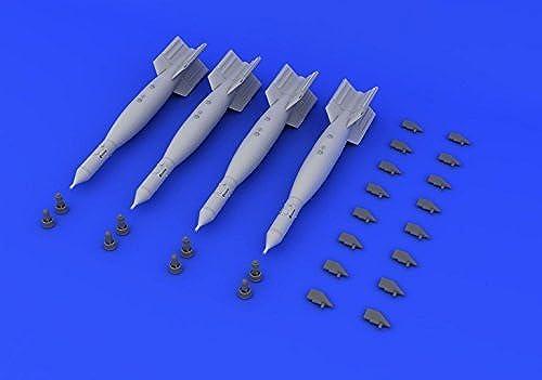 ventas al por mayor EDU648236 1 48 48 48 Eduard Brassin GBU-16 Paveway II Bomb Set [MODEL KIT ACCESSORY] by Eduard  alta calidad