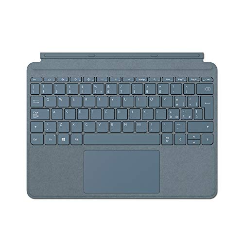Microsoft Surface Go Signature Type Cover Tastiera per Surface Go, Ice Blue