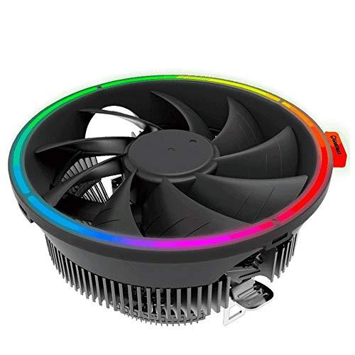 Cooler para Processador Gamma 200 Rainbow RGB 1800 RPM Intel AMD Gamemax