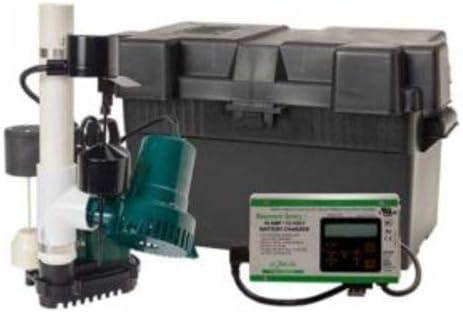 new arrival Zoeller wholesale Aquanot 508-0007 12 Volt backup sump pump WITH M98 outlet sale pump outlet online sale