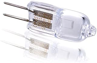 Osram Halostar Starlite Halogen Pin-Base Light Bulb, 12V, G4, 10W, 130m, EEK C, 64415s Pack of 10