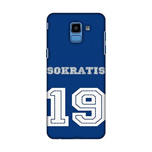 Amzer Schutzhülle für Samsung Galaxy J6 (2018), Sokratis Trikot