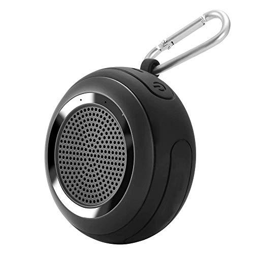 Yangsanjin Bluetooth luidspreker, waterdicht, mini draadloos, draagbare 10 W outdoor mini-luidspreker, waterdicht, ingebouwde microfoon, 360° TWS stereo geluid