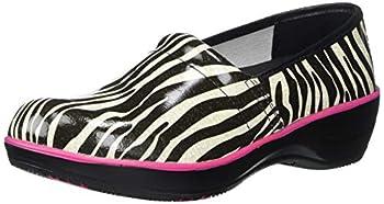 zebra nursing shoes
