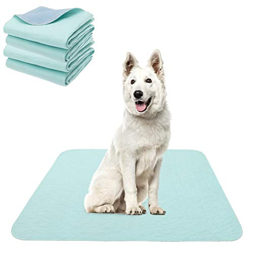 KOOLTAIL Washable Pee Pads for Dogs