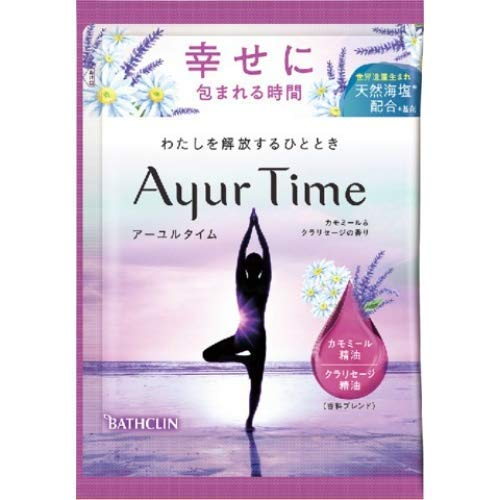 Ayurtime Chamomile & Clary Sage Fragrance 40g x 36 pieces