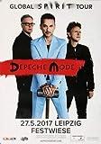 Depeche Mode - Global Spirit, Leipzig 2017 »
