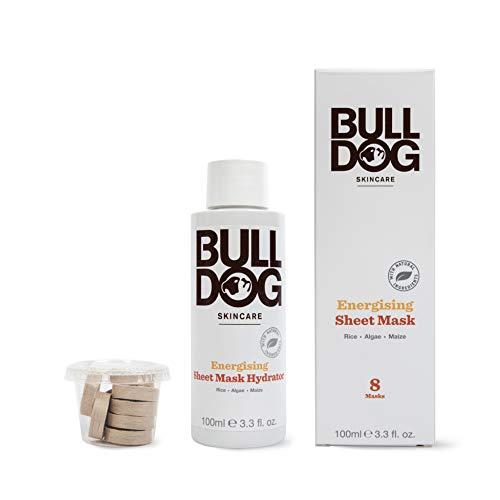 Bulldog huidverzorging Bulldog energie bamboe vel masker voor mannen