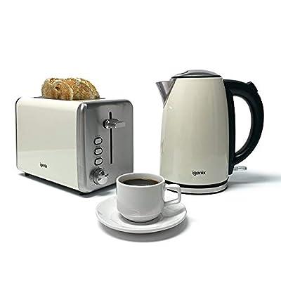 Igenix IGPK23 Kettle & Toaster