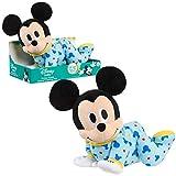 Disney Baby Musical Crawling Pals Plush, Mickey, by Just Play