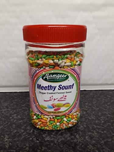 2 x semi di finocchio rivestiti di zucchero tazza decorazione torte deodorante bocca 400g