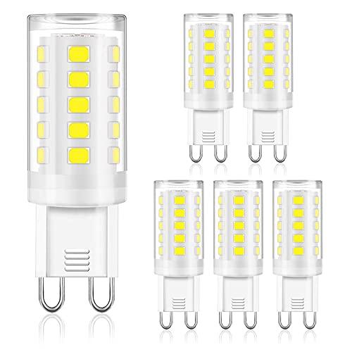 G9 LED Light Bulb Bi Pin Base,Winshine 6000K Daylight G9 Base Bulbs...