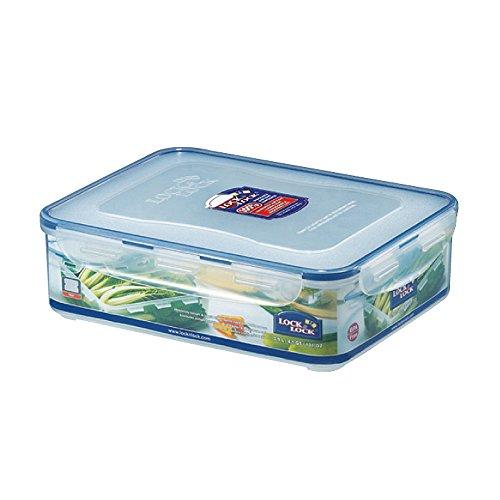 Boîte essentielle 3,9 l avec plateau fraîcheur Etanche à 100% air et liquide - Lock & Lock HPL 834