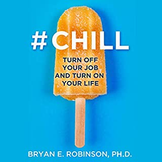 #Chill audiobook cover art