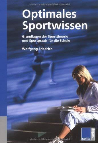 Optimales Sportwissen by Wolfgang Friedrich(2005-06-30)