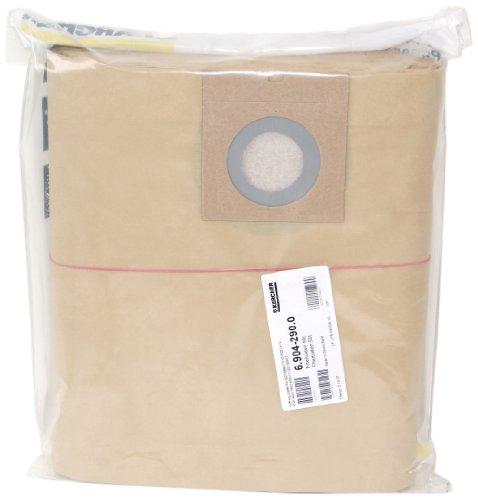Kärcher 6.904-290 Papierfiltertüten, paper