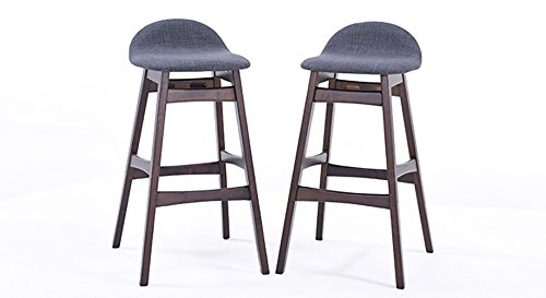 Urban Ladder Beke Bar Stools - Set of 2