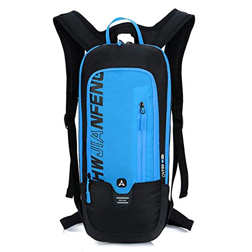 Hydration Pack Backpack,6L Running Hydration Vest Marathon Running Vest,for Outdoor Running Cycling Biking Hiking Climbing Skiing Hunting Pouch