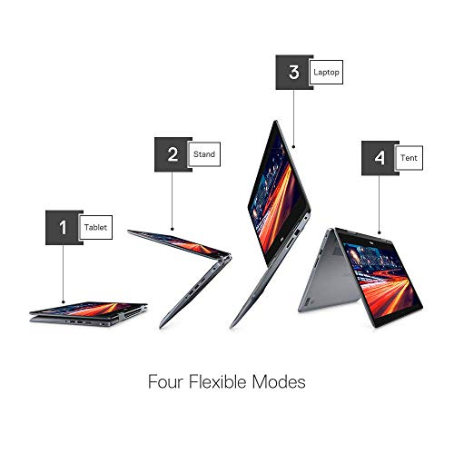 DELL Inspiron 5491 2in1 Touchscreen 14-inch Laptop (10th Gen Core i3-10110U/4GB/512GB SSD/Window 10 + MS Office/Nvidia 2GB MX230 Graphics), Silver
