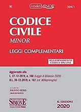 Permalink to Codice civile e leggi complementari. Ediz. minor PDF
