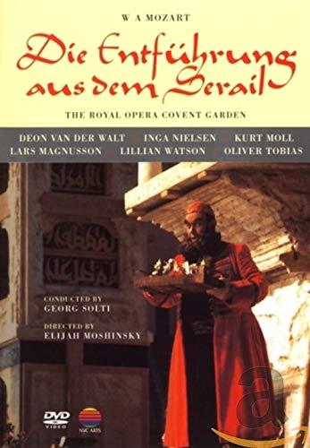 Die Entführung aus dem Serail - The Royal Opera Covent Garden [Reino Unido] [DVD]