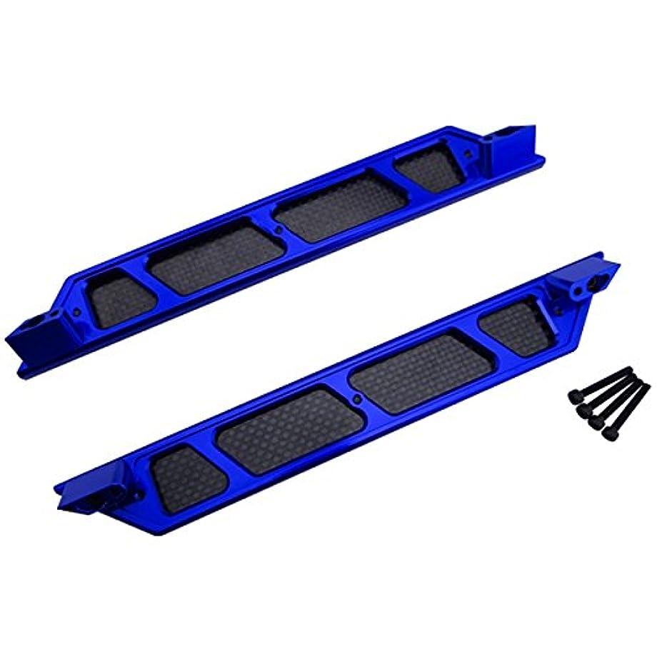 Hot Racing XMX33RG01 Aluminum Running Boards Nerf-Bars Traxxas X-Maxx