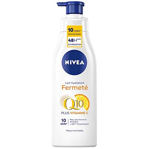 Nivea Lait fermeté hydratant, Q10 plus, peaux normales - Le flacon de 250ml