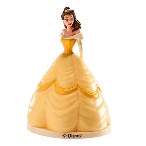 Disney Prinzessin Belle, Figur, PVC, Kuchendekoration 347107